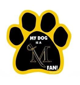 My Dog is a Fan Magnet