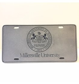 Full Licence Plate With MU Seal