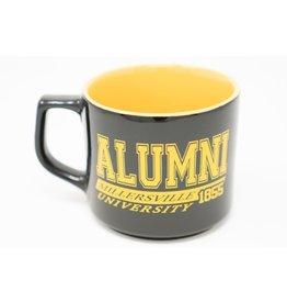 Alumni Black and Gold Julie Mug