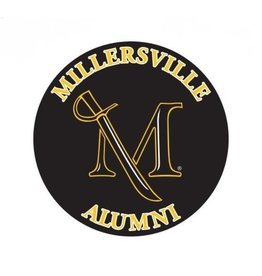 MSword Alumni Car Coaster Magnet