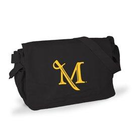 M Sword Messenger Bag - Black - Sale!