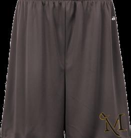 B-Core No Pocket Shorts Graphite