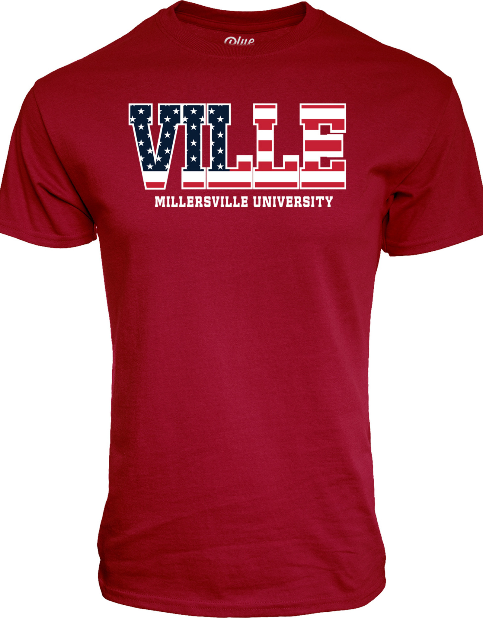 Stars and Stripes Tee (Various Colors)