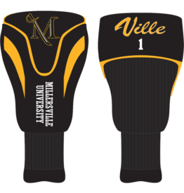 M Sword Ville Golf Head Cover - 3 Pack