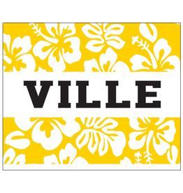 """Ville Beach Towel 30"""" x 60"""""""