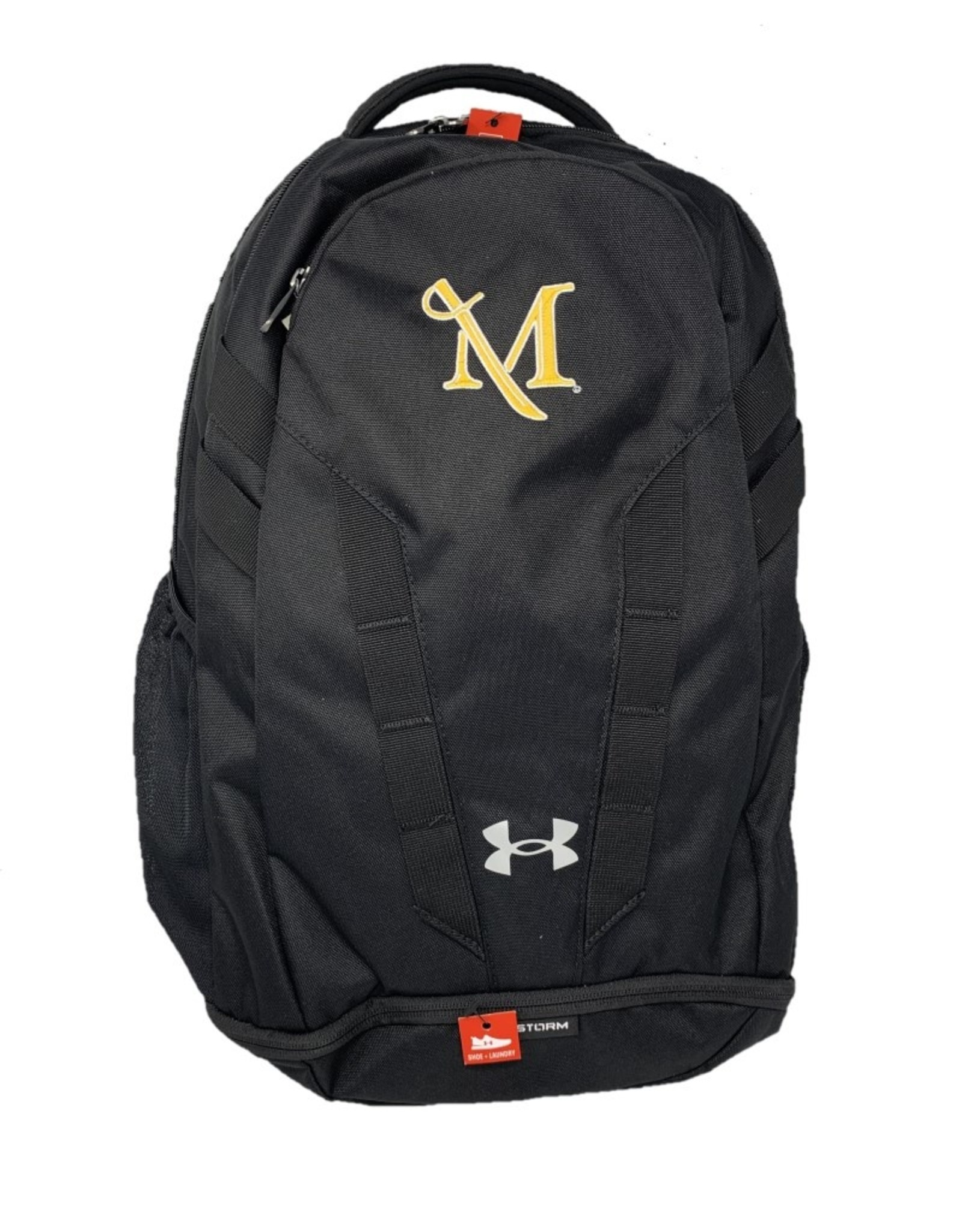 Under Armour Under Armour 5.0 Hustle Backpack Black