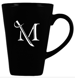 Black Cafe Mug