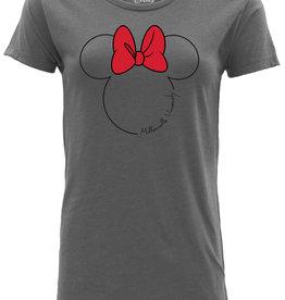 Disney Minnie Mouse Women's Blend Tee