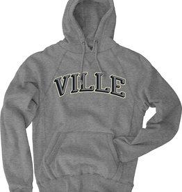 Vintage Grey Hood with Ville Chisel