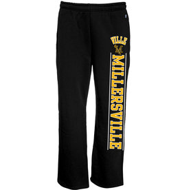 Open Bottom Sweatpants with Millersville Down Leg