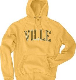 Gold Vintage Hood with Ville