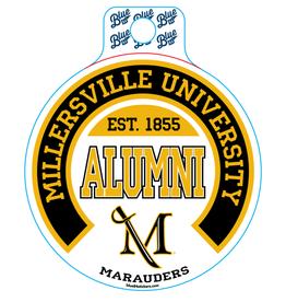Alumni Circle Sticker