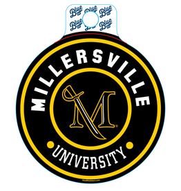 Dashboard Millersville Sticker