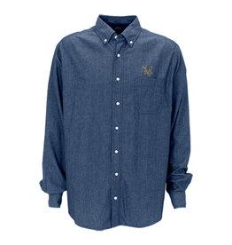 Hudson Denim Dress Shirt