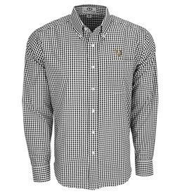Poplin Gingham Shirt