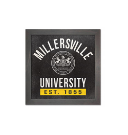 Millersville Pep Rally Square Sign