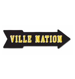 Ville Nation Sign