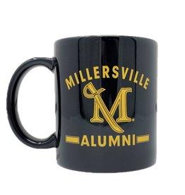 Millersville Alumni Mug - Black