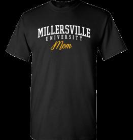 Millersville Mom Tee Black