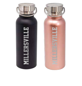 Matte Stainless Caribe Bottle