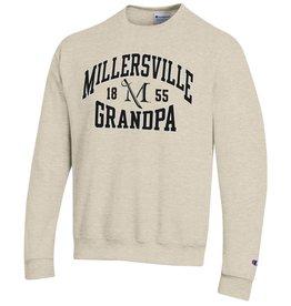 Champion Grandpa Crew Oatmeal