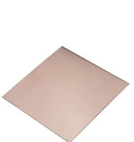 "20 GA Copper Sheet 6"" x 6"""