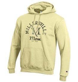 Champion Mom Hood Light Yellow
