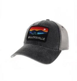 "League Dashboard Trucker with ""Horizon"" logo"