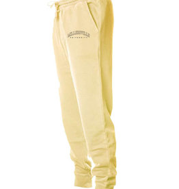 Pigment Dyed Fleece Pants