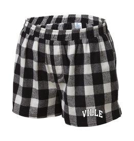 Women's Essential Flannel Shorts