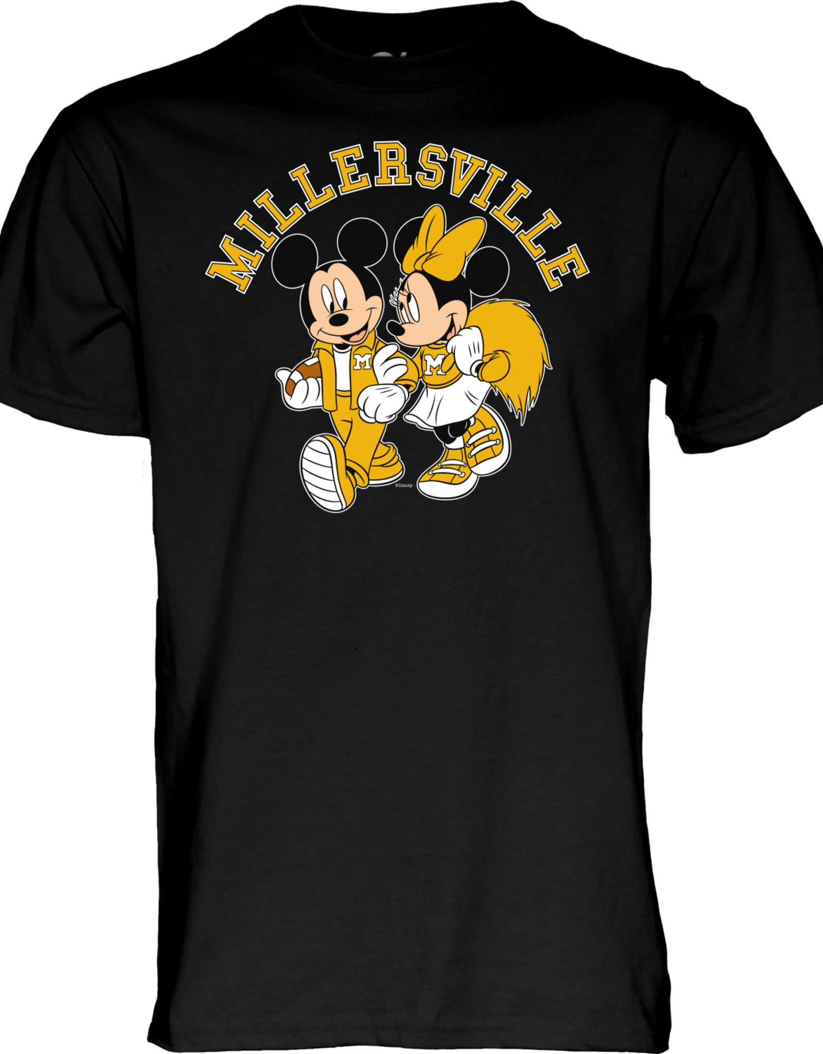 Disney Mickey and Minnie Cheer Tee