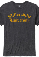 League Victory Falls Tee Slate with Gothic Millersville