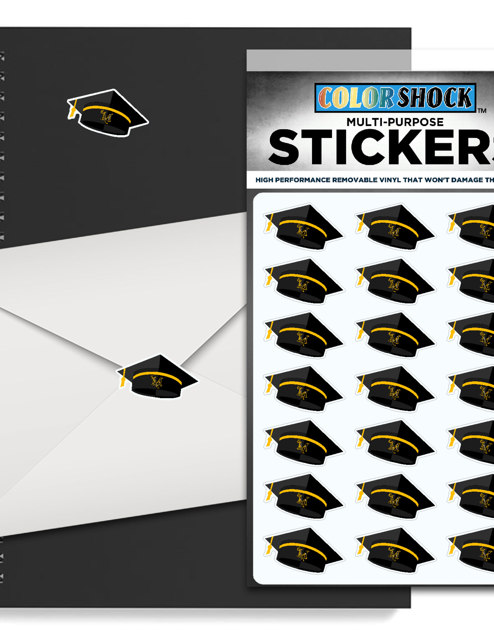 Graduation Sticker Sheet