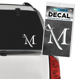 M Sword Decal- Large