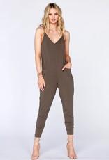 Bobi Cami Pocket Jumpsuit