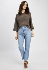 Gentle Fawn Bayside Flare Sleeve Knit Pullover