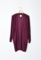 Gentle Fawn Carrall Open Front Cardigan with Pockets