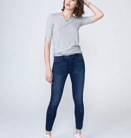 Unpublished Kora Mid Rise Skinny Jeans