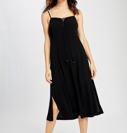 Gentle Fawn Clyde Front Tie Dress