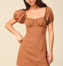 Line and Dot Marcella Mini Dress