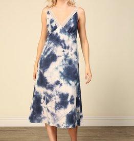 Line and Dot Fay Lace Trim Dress