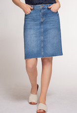 Dex Bros Clothing Co Ltd. Denim Skirt