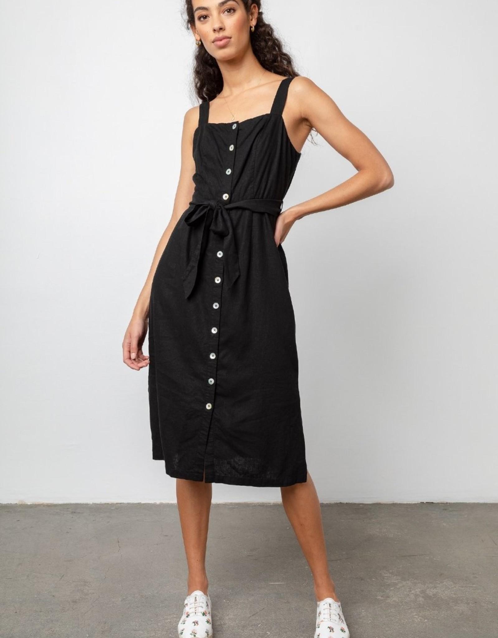 Rails Clement button tank dress