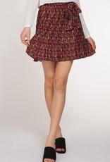 Dex Bros Clothing Co Ltd. Ditsy floral skirt