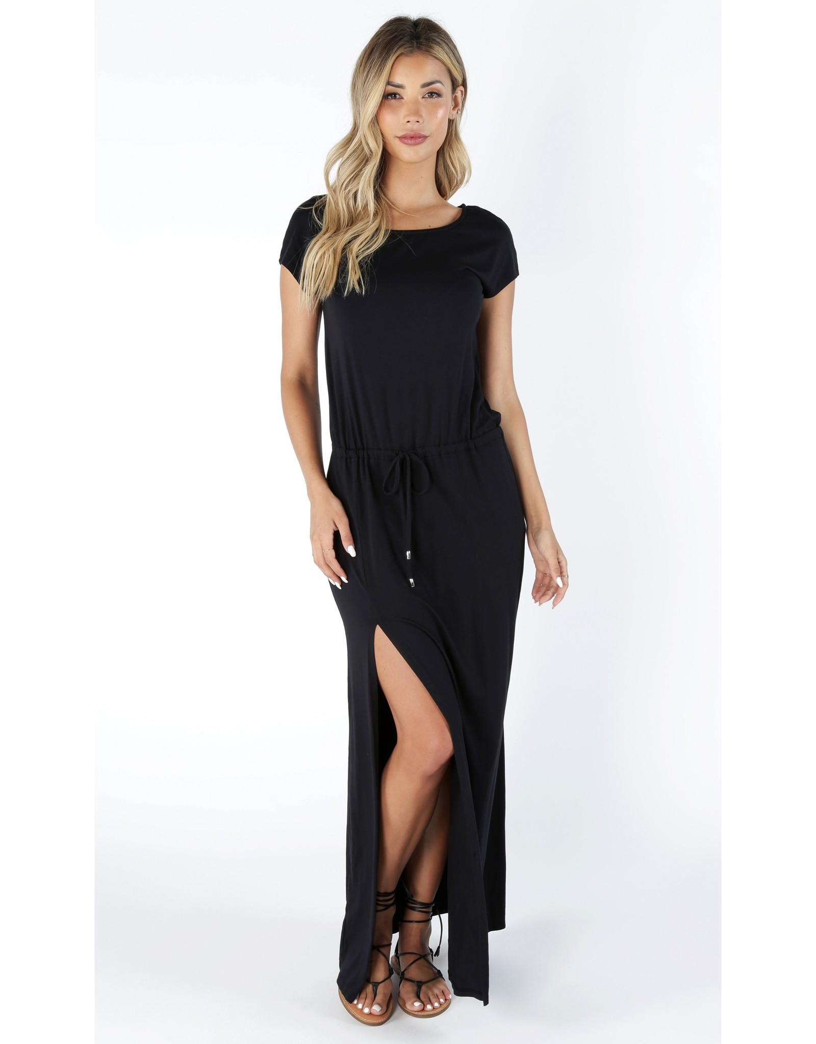 Bobi Dolman Maxi Dress