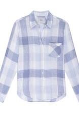 Rails Charli  Shirt by Rails - Sky Blue Check