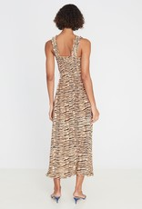 Faithfull the Brand Saint Tropez Midi Dress