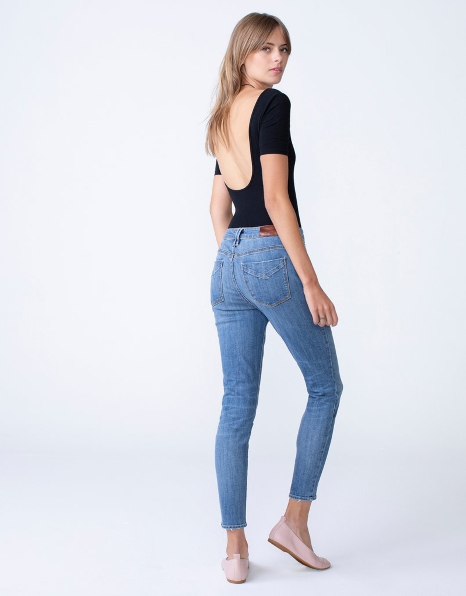 Unpublished Olivia High Rise Skinny Jeans