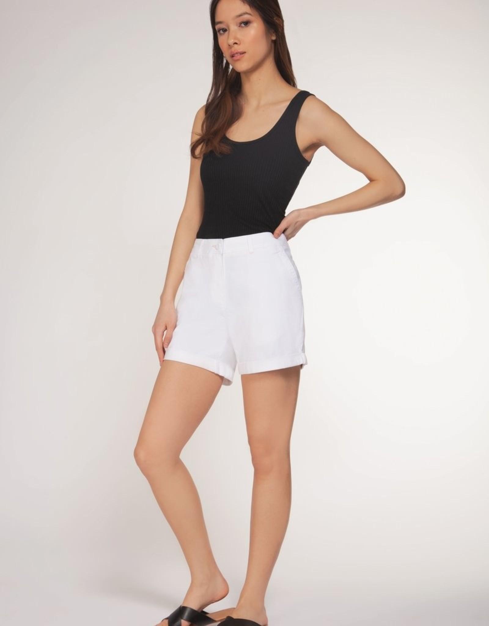 Dex Bros Clothing Co Ltd. ribbed bodysuit, black