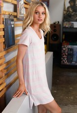 Sh Slv Pocket  Dress